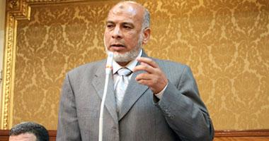 المهندس إبراهيم أبو عوف عضو الهيئة العليا لحزب الحرية والعدالة