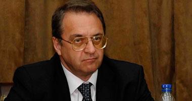 مبعوث روسيا للشرق الأوسط يؤكد استعداد موسكو لأى دور يخدم السلام باليمن