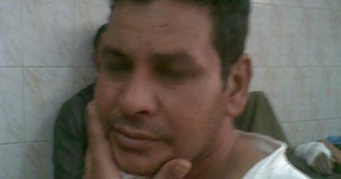 """""""عزت"""" قطع عضوه الذكرى أمام المارة فى أسيوط S5201024195732"""