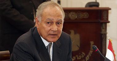 وزير الخارجية أحمد أبو الغيط