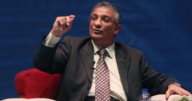 الدكتور أحمد زكى بدر وزير التربية والتعليم