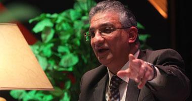 وزير التربية والتعليم د.أحمد زكى بدر