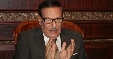 رئيس مجلس الشورى صفوت الشريف
