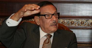 صفوت الشريف رئيس مجلس الشورى السابق