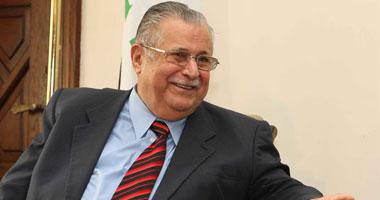 البرلمان العربى يعزى الشعب العراقى فى وفاة الرئيس السابق جلال طالبانى