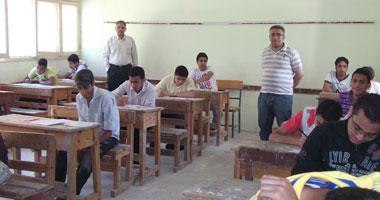 طالب ثانوى يحرر محضرا لحرمانه