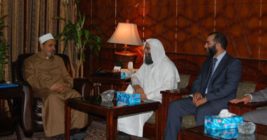 الشيخ محمد حسان زيارة لشيخ