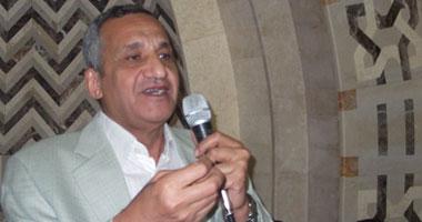 اللواء محمد عبد المنعم هاشم محافظ السويس
