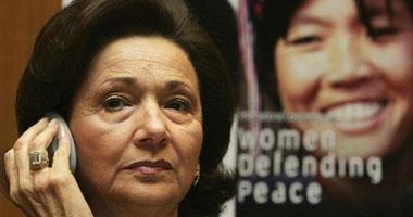 إحالة أوراق سوزان مبارك والنائب