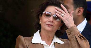 إجراء قسطرة لسوزان مبارك خلال 48 ساعة وتأجيل نقلها لسجن القناطر