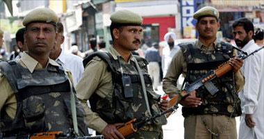 مقتل 4 من ضباط وحدة للقوات الخاصة فى إطلاق الرصاص بالهند