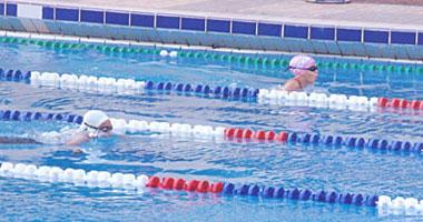 """المياه المفتوحة"""" يختار جاد ومازن للمشاركة فى بطولة العالم بالبرتغال s5201115194053.jpg"""