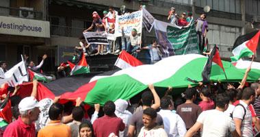 الدعوه لمظاهرات مليونيه امام السفاره الاسرائيليه الجمعة المقبله