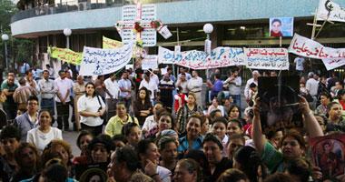 اتحاد أقباط ماسبيرو ينظم مسيرة