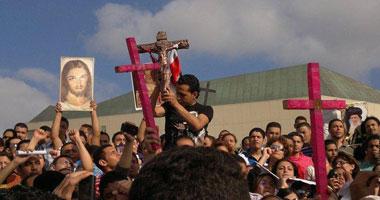 أحداث الأقباط الماسبيرو 9/10/2011