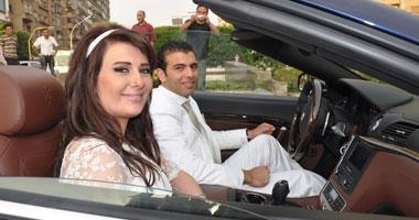 حفل زفاف عماد متعب يارا نعوم صور حفل زفاف عماد