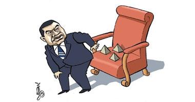 كاريكاتيرية اسرائيلية تسخر من مبارك s520112402926.jpg
