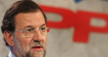 ماريانو راخوى رئيس الحكومة الإسبانية