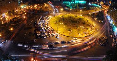 ميدان التحرير منذ قليل
