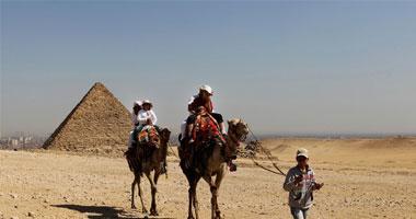 السياحة فى مصر - صورة أرشيفية