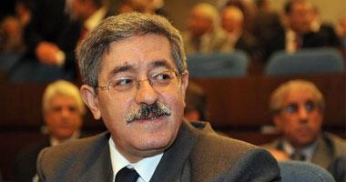 رئيس الوزراء الجزائرى أحمد أويحيى