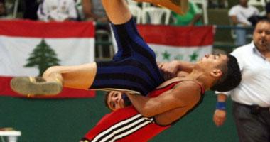 اليوم إنطلاق البطولة الأفريقية للمصارعة بالإسكندرية