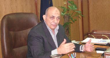 اللواء عطية مزروع مدير أمن بنى سويف