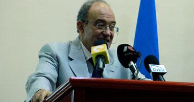 الدكتور أحمد البرعى وزير القوى العاملة السابق