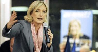 مارين لوبان مرشحة الرئاسة الفرنسية