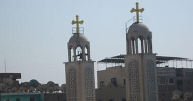 المقاولون العرب: نتعهد بإعادة كنيسة إمبابة إلى أفضل مما كانت عليه s52011923338.jpg