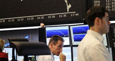 ارتفاع الأسهم الأوروبية فى المعاملات الصباحية