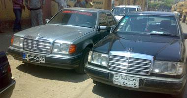 بالفيديو.. مواطن يضبط سيارة تحمل نفس أرقام سيارته بالمنصورة s520121725024.jpg