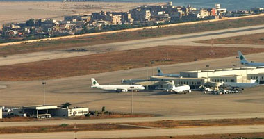 مطار بيروت الدولى - أرشيفية