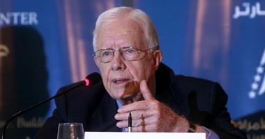 """كارتر: تحقيق ترامب العدالة للفلسطينيين """"أمر ميؤوس منه"""""""