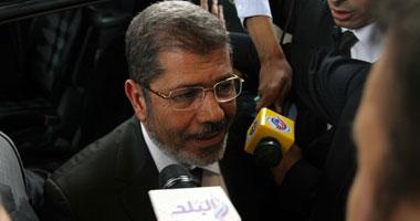 الرئيس محمد مرسى