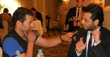 نيشان: دخولى الإعلام المصرى كان حلماً  S5201229123310
