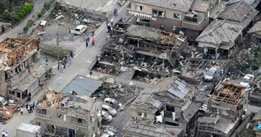 ارتفاع حصيلة ضحايا إعصار اليابان لـ 6 قتلى