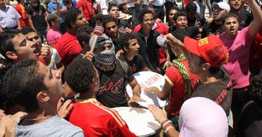 3متهمين أحداث مذبحة بورسعيد يؤدون