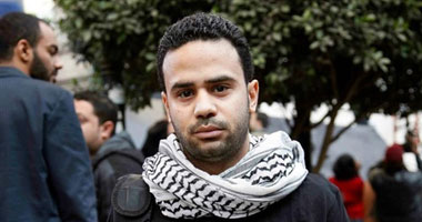 محمود بدر المتحدث الإعلامى لحملة تمرد