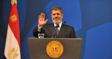 التحفظ على مرسى فى جهة غير معلومة