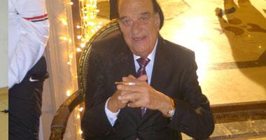صلاح عبد الله يدعو الفنانين لحضور تكريم حسن حسنى فى نقابة المهن التمثيلية
