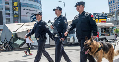 الشرطة الصينية تلقى القبض على 102 مهاجر غير شرعى