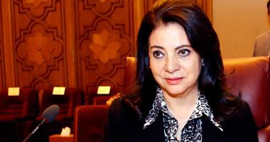 وفاة زوج وزيرة الإعلام السابقة درية شرف الدين