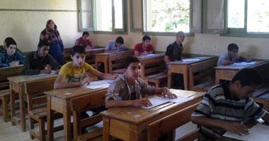 طلاب الشهادة الإعدادية - أرشيفية