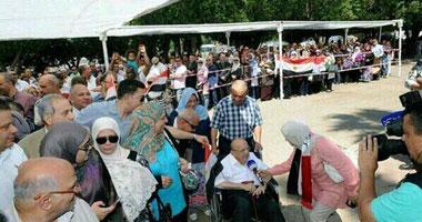انطلاق معسكر للجيلين الرابع والخامس لأبناء المصريين بالخارج 14 يوليو