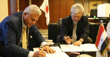 توشيرو سوزوكى سفير اليابان لدى مصر