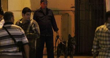 انفجار 3 عبوات ناسفة وإبطال الرابعة بالقرب من سوق السيارات بمدينة نصر