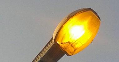 """محافظة القاهرة: تركيب 3500 """"لمبة ليد"""" بكشافات الإنارة لترشيد استهلاك الكهرباء"""