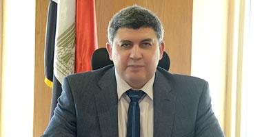الطيار عادل محجوب رئيس الشركة المصرية للمطارات