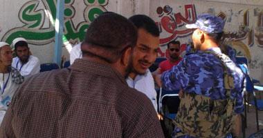 توافد المواطنين لجان الانتخابات بالغربية